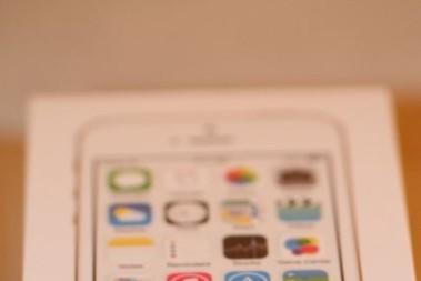 iPhone5s – nu är den min!