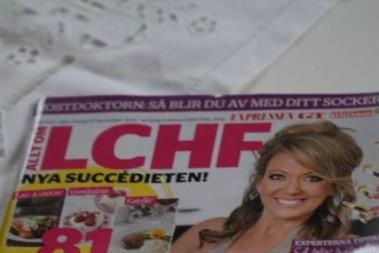 Jag och Allt om LCHF tidningen