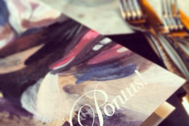 Restaurang Pontus ligger före… LCHF tänk!