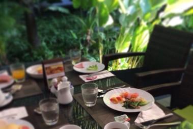 LCHF frukost i Thailand