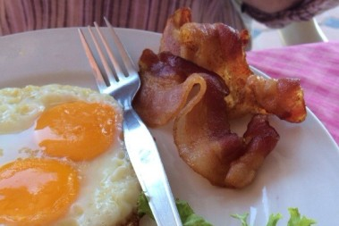 WIFI frukost
