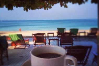 Najs kaffe