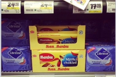 Mens och choklad! Lyckad kombo?