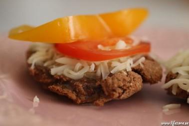 LCHF scones, nytt recept! MUMS!