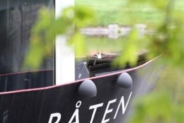 Båten i Karlstad