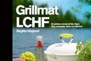 FYNDA!!! LCHF grillbok! WOW!