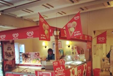 Sjukhuset främjar sockerkonsumtion