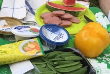 LCHF picknick tips