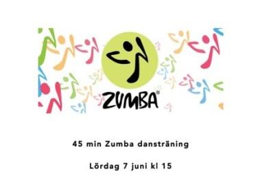 Zumba på Sommarvik, Årjäng!