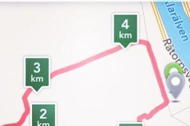 5km fixat! Wow…