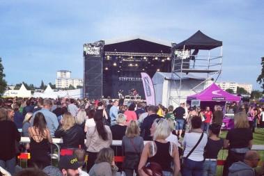 Igår var det PUTTE-I-PARKEN i Karlstad