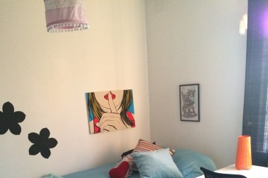 Fixat dotterns rum