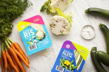 Ica satsar på grönhydrater, blomkålsris o Zucchinipasta!