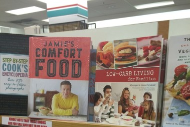 Min bok – mest sålda kokbok åt Random House