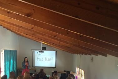 Min föreläsning om lchf i sydafrika
