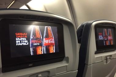 Coca Cola kör hårt