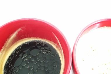 Mixad eller omixad fettkaffe