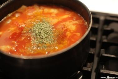 Min favorit: LCHF Tomatsoppa