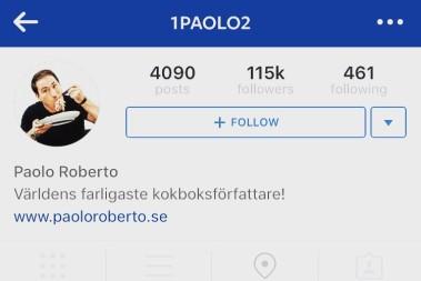Öppet brev till TV 4 om Paolo Roberto o kränkningar