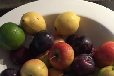 Frukt och barn