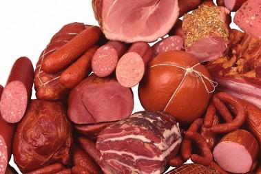 WHO: Precessad kött är cancerframkallande