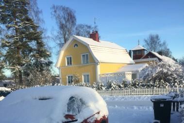 Härliga vinter o vardagsmotion