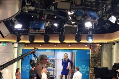 Kolla in Lindha på TV i kväll!