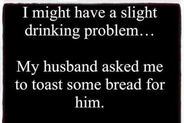Skål till bröd…