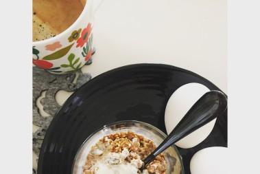 Frukost före resa