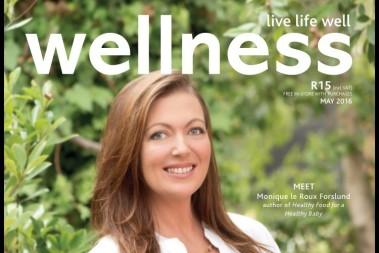 På omslaget: Wellness Magazine