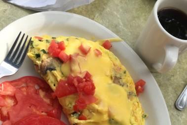 Frukost i storlek BIG