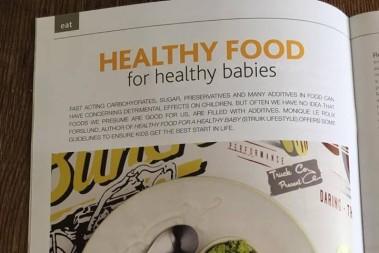 Artikeln i Wellness Magazine!