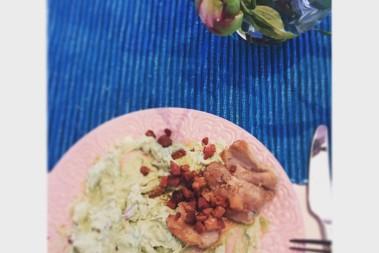 Gott med guacamole
