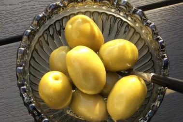 Gott med stora BIGGA oliver