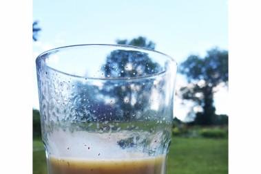 Fet äggmjölk – morgondryck
