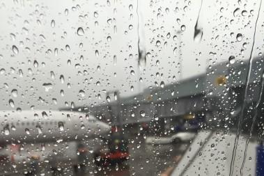 Från regn till värme!