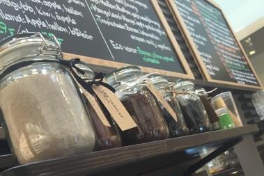 Fettkaffe på Cafe, äntligen! (Bulletproof coffee)