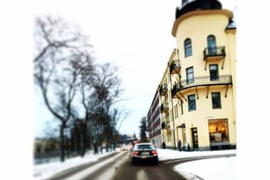 Vinter även här…
