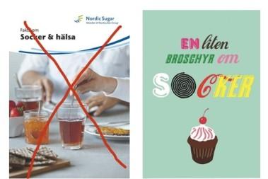 Sockerinformation till skolbarn