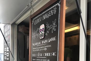 Vodoo burger – Street food
