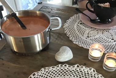 Mersmak – LCHF tomatsoppa