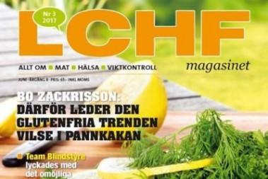LCHF magasinet – midsommarläsning