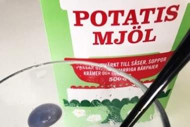 LCHF, resistent stärkelse (bönor, potatismjöl) vikt osv…