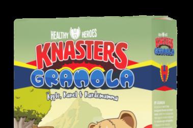 Barngranola – ett mera hälsosamt alternativ
