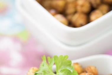 Rostade kikärtor – hälsosnacks