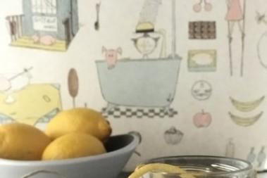 LCHF lemon curd
