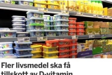 Margariner ska lockas via tillskott