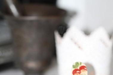 Grovkornigt LCHF senap (till julskinka)