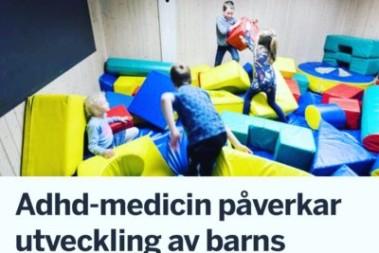 Detta ADHD medicin! Ny forskning
