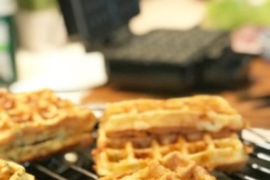 Shaffles – love it